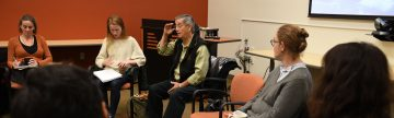Classroom Climate Series Engages UBC with Aboriginal Topics