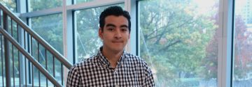 TLEF update, and introducing Mathew Andreatta, one of our Time and Place student assistants