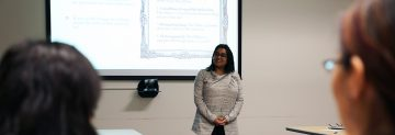 Muslim literacy workshop explores and challenges narratives